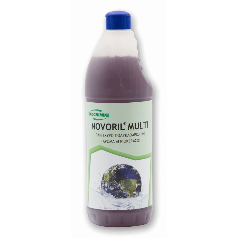 ΟΙΚΟΧΗΜΙΚΗ Novoril Multi Powerful Multi Purpose Cleaner 1LT 13151501033 5205662004808