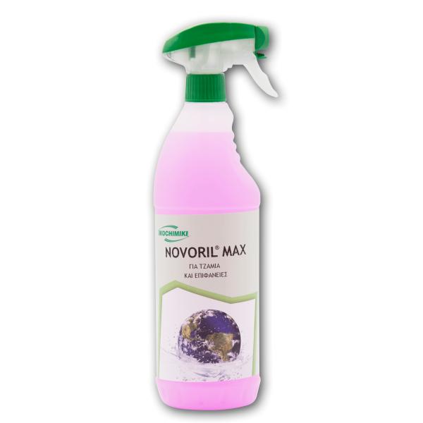 ΟΙΚΟΧΗΜΙΚΗ Novoril Max Multi Purpose Cleaner 1LT 13151501006 5205662004778