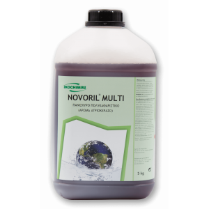 ΟΙΚΟΧΗΜΙΚΗ Novoril Multi Powerful Multi Purpose Cleaner 5KG 13151501024 5205662004839