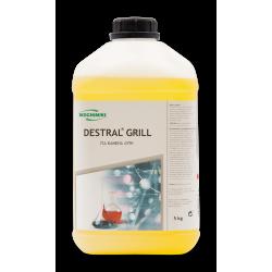 ΟΙΚΟΧΗΜΙΚΗ Destral Grill Υγρό Φούρνων Και Εστιών 5KG 13090902021 5205662003030