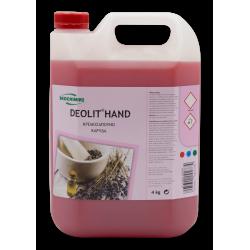 ΟΙΚΟΧΗΜΙΚΗ Deolit Hand Cream Soap 4LT 13080801009 5205662002774