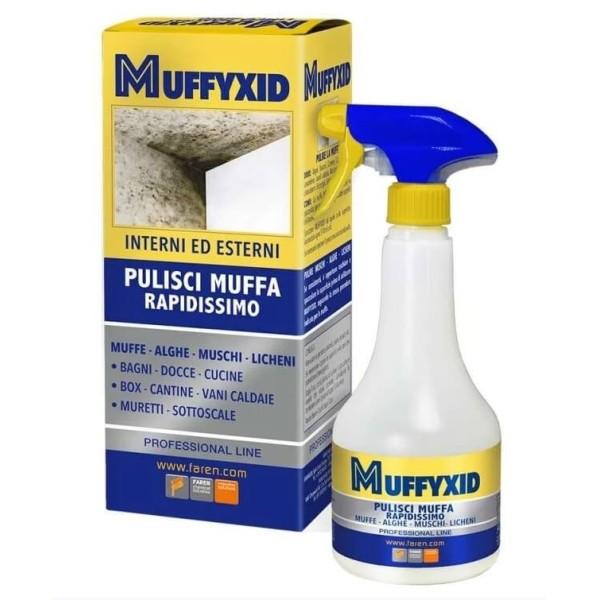 FAREN Muffycid Συμπυκνωμένο Αντιμουχλικό 500ML 414500GR 8020089414507