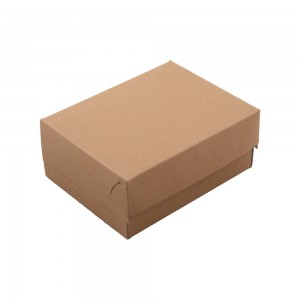 4way Paper Kraft Box Patisserie No4 0001225-1 0150790006