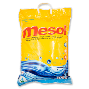 ΟΙΚΟΧΗΜΙΚΗ Mesol Complete Powder Detergent With Enzymes 10Kg 13121201028 0130340032
