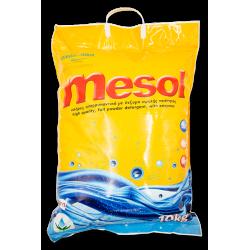 ΟΙΚΟΧΗΜΙΚΗ Mesol Πλήρες Σκόνη Ρούχων Με Ένζυμα 10KG 13121201028 0130340032