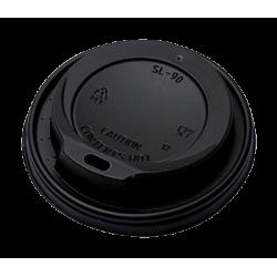 MICHAEL PROCOS Plastic Cip Lids For 14OZ-16OZ Cups Black 100PCS 10.06.2041 5200103740239