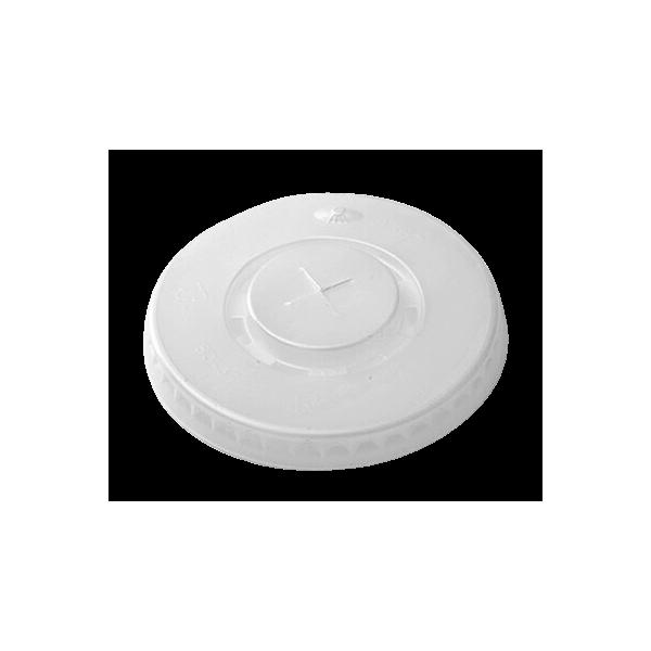 MAC PAC Plastic Flat Lids For 8OZ-12OZ Cups 100PCS 000207 0150230005