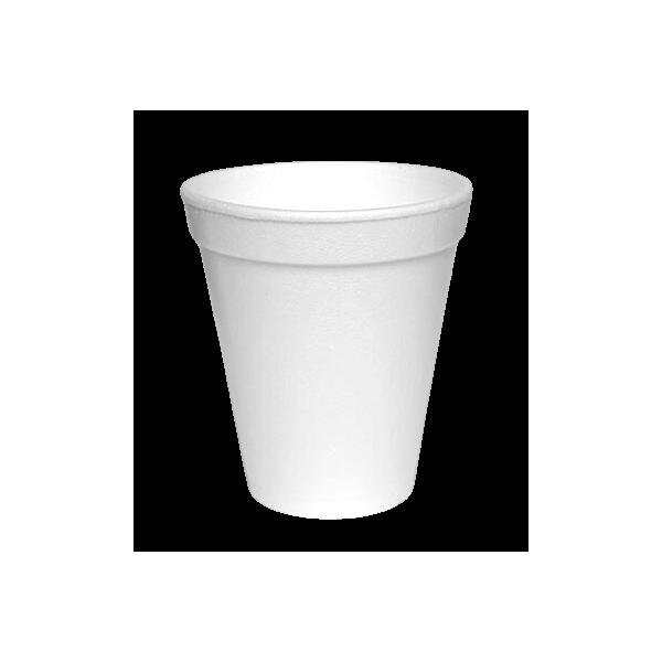 MICHAEL PROCOS Foam Cups 8OZ/250ML 25PCS 0072 5202511025212