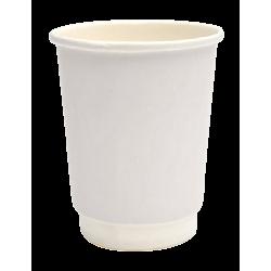 Packoflex Χάρτινο Ποτήρι Διπλότειχο 14ΟΖ Λευκό 25ΤΕΜ 0530050-3 0150210037