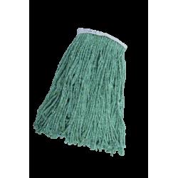 CISNE Proofessional Wet Mop Green Fibres 450Gr 201157 8410347011577