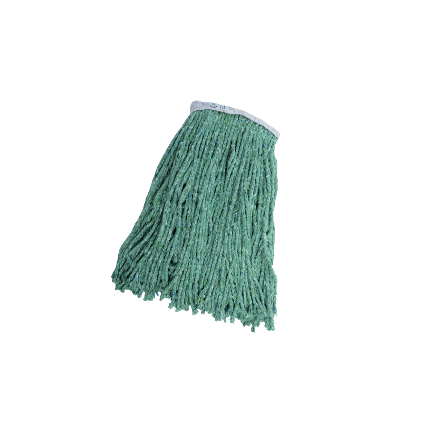 CISNE Professional Wet Mop Green Fibres 400GR 201191 8410347011911