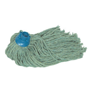 CISNE Household Wet Mop Green Fibres 300GR 100310 8410347003114