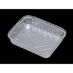 Θαλασσινός Σκεύος Αλουμινίου R29L-S18A 100 Tεμάχια ΕΜ.5929 8011851100803