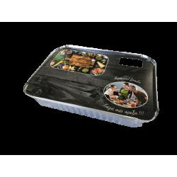 Θαλασσινός Καπάκι Χάρτινο Αλουμινίου R29L-S18A-Τριπλό Τυπωμένο 100 Tεμάχια ΕΜ.6116 5202054461164