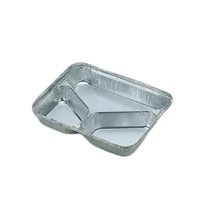 Θαλασσινός Aluminium Container 3 Space R81-L 100PCS ΕΜ.5904 0150510015