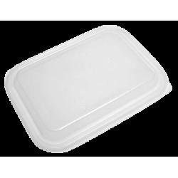 MAC PAC Lid Rectangular Transparent Microwave 30PCS 2-MH-028 0150540005