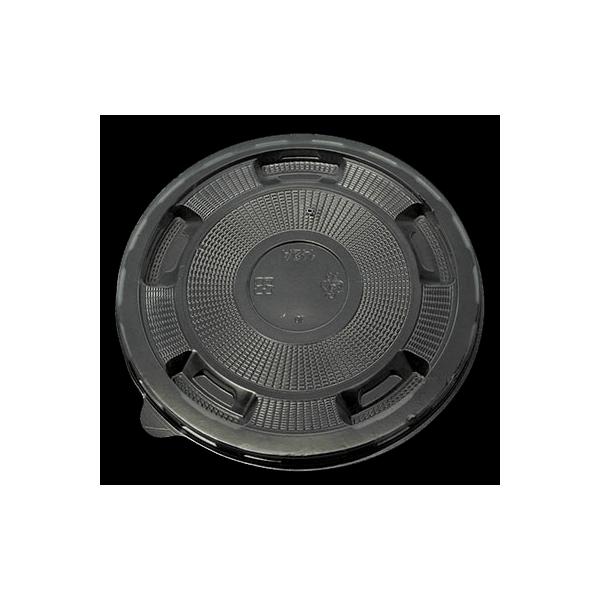 Θαλασσινός Lid Round Transparent Microwave 50PCS ΕΜ.6248 0150540012