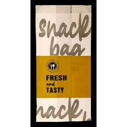 ESTIA Paper Bag Greasse Proof  Fresh And Tasty 12X22 0001178-3 5200150950020