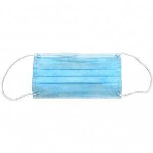 Mopatex Disposable Surgical Face Mask Blue 3PLY 50Pcs 40606 0000000050131
