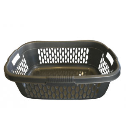 ΚΥΚΛΩΨ Hypster Laundry Basket Grey 003100716 5202707008593