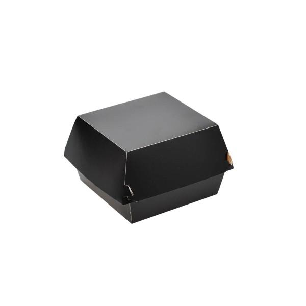 Dimexsa Paper Burger Box Black Medium 90Pcs 0560002-BL 0150780021