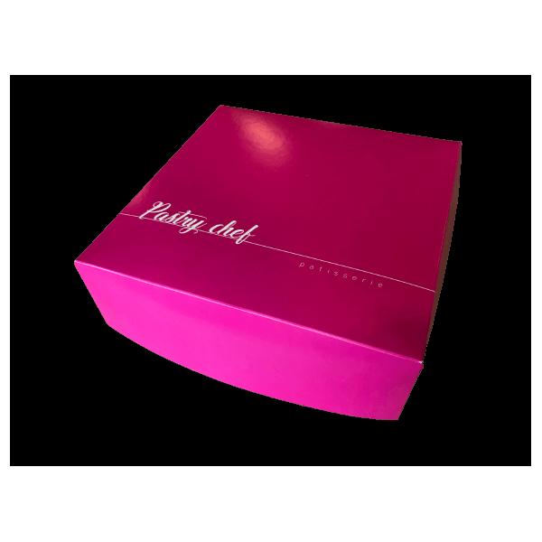 Diplaris Paper Patisserie Box Pastry Chef No30 0001239-30 5200150790013