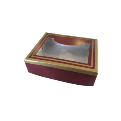 OEM Χάρτινο Κουτί Μνημοσύνου Με Παράθυρο 07-1706 0151250008