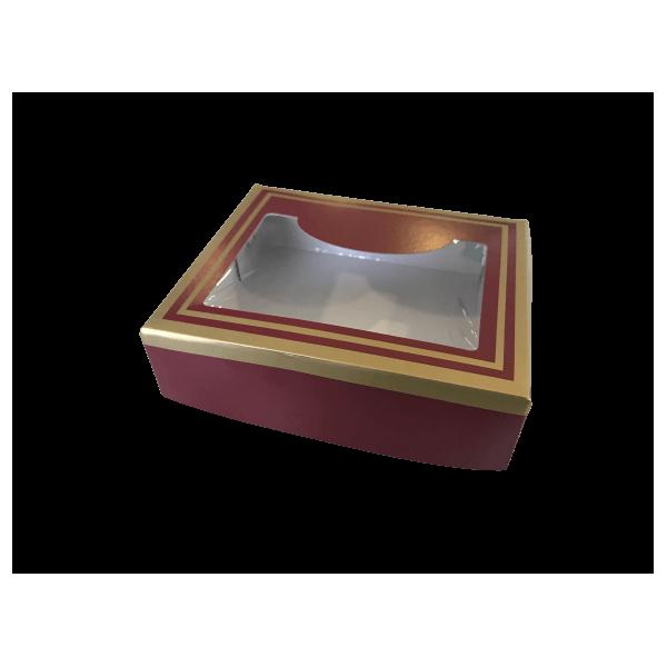 OEM Paper Box With Window 07-1706 0151250008