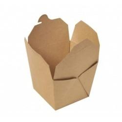 Αφοί Ρόη Paper Kraft Bio Box Small 8.5X8.5X9 40PCS 0001091-12 7280