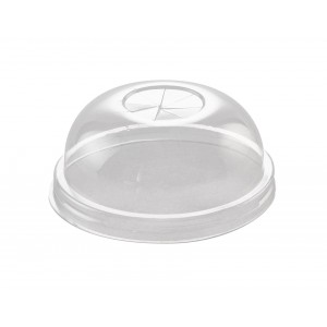 lariplast Plastic Lids With Cross For 504/505 100PCS 0040-1-LP 0150220031