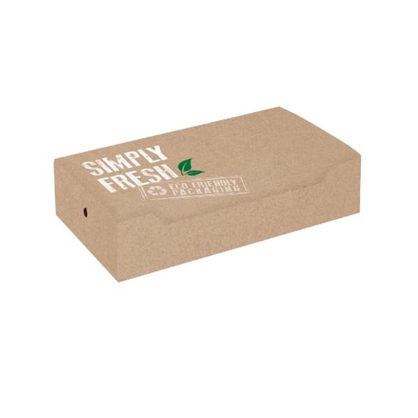 Αφοί Ρόη Paper Box Ready Club Sandwich Green Line 25Pcs 9403 0150780024