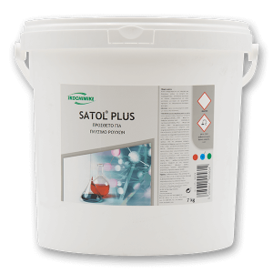 ΟΙΚΟΧΗΜΙΚΗ Satol Plus Ενισχυτικό Πλύσης 7KG 13121204010 5205662005614
