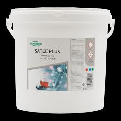 ΟΙΚΟΧΗΜΙΚΗ Satol Plus Special Powder For Persistend Soil 7Kg 13121204010 5205662005614