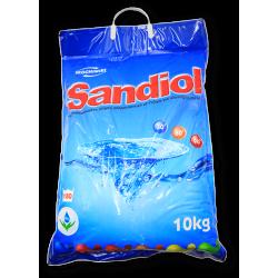 ΟΙΚΟΧΗΜΙΚΗ Sandiol Concetrated Powder Detergent With Enzymes 10Kg 13121201030 5200130340039
