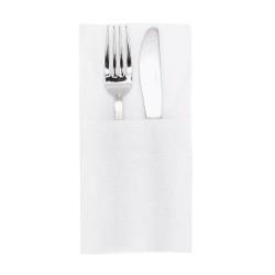 finezza Napkin Airlaid Pocket White Slim 80PCS 40X40 4Σ-ΑΤ-19 0140430025