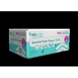 TUBELESS Χαρτί Υγείας Φύλλο-Φύλλο 40Χ265Φ 2912032004 3859892832490