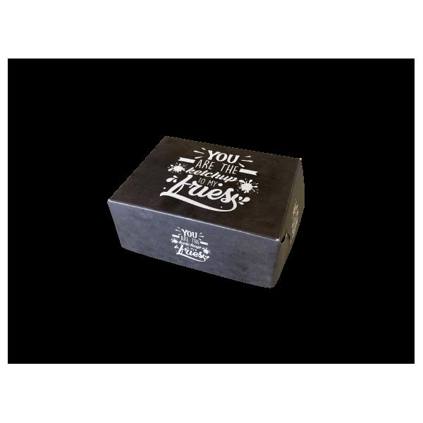 OEM Food Paper Box No1 Black 07-2447 0150780027