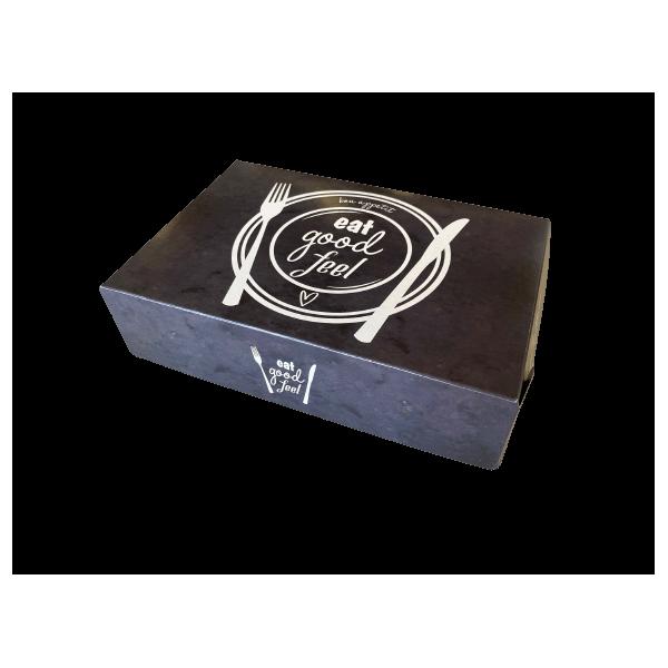 OEM Food Paper Box No7 Black 07-2442 0150780028