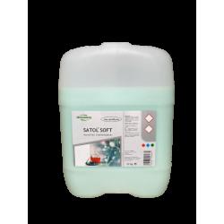 ΟΙΚΟΧΗΜΙΚΗ Satol Soft Concetrated Fabric Softener 22Kg 13121202007 5205662005669