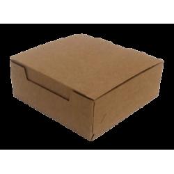 Αφοί Ρόη Paper Box Ready Potatoes Kraft 25Pcs 5642
