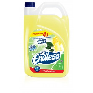 Endless All Purpose Cleaner Ultra Lemon 4LT 1200440101 5202995102898