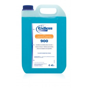 Endless 900 Liquid Rinse For Dishwashing 4LT 1203440900 5202995105028