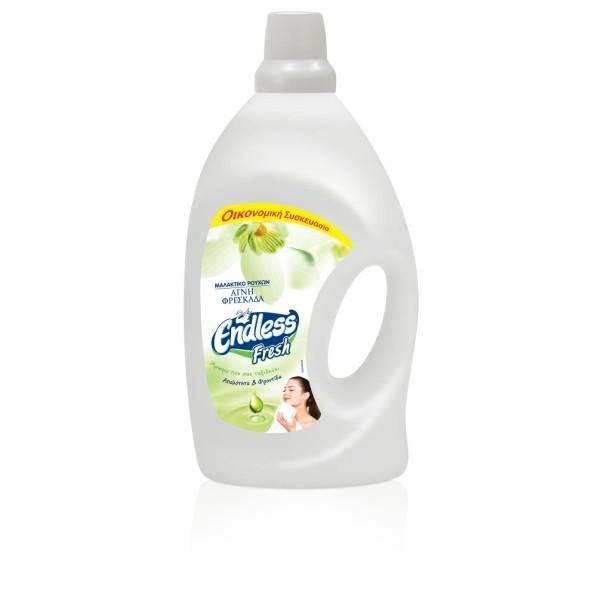 Endless Fabric Softener Fresh Pure Freshness 3LT 1200430425 5202995106070