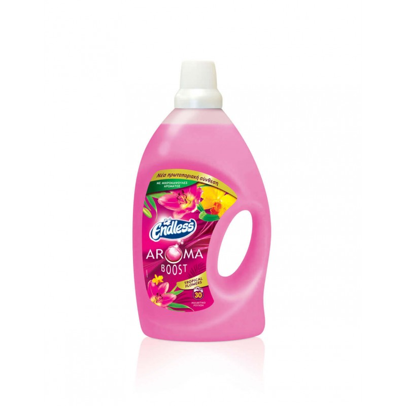 Endless Fabric Softener Microcapsules Tropical Flowers 3LT 1200430434 5202995106681