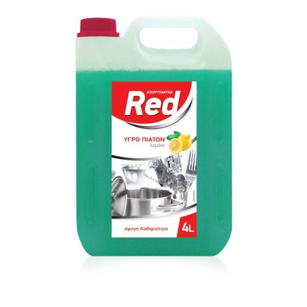 Endless Manual Dishwashing Liquid Lemon Scent 4LT 1204440200 5202995104847