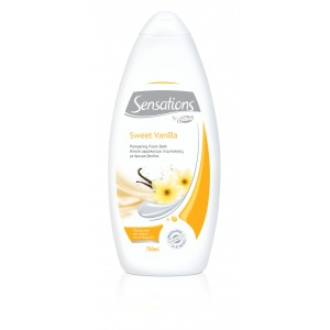 Endless Sensations Αφρόλουτρο Sweet Vanilla 750ML 2999090207 5202995106483