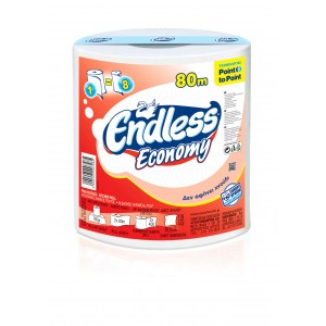 Endless Kitchen Rolls Economy 80M 1100640604 5202995007285
