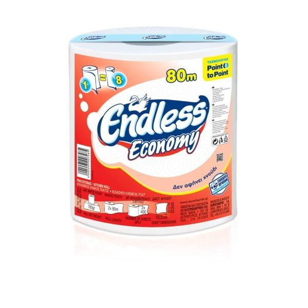 Endless Kitchen Rolls Economy 80M 1100640604 5202995007285