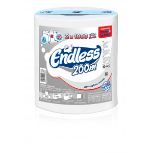 Endless Kitchen Rolls Mega 200M 1100640611 5202995006868