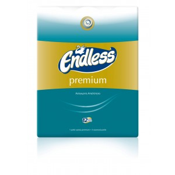 Endless 12 Hygiene Paper Rolls Premium 1100121204 5202995004369